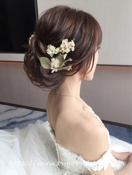 日系清新新娘