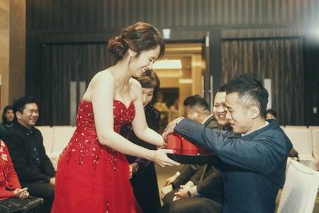[婚禮攝影] 上元+筱雯 / 婚攝培根@北投麗禧