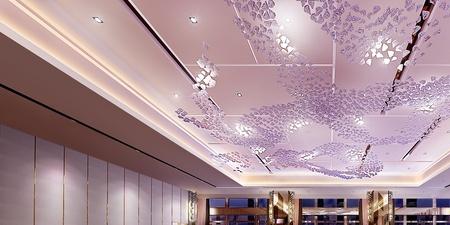 15F 天闊廳3D示意圖