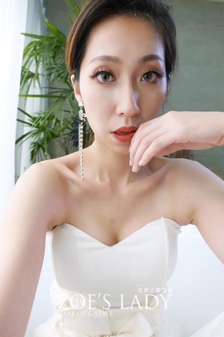 佐伊小姐-造型