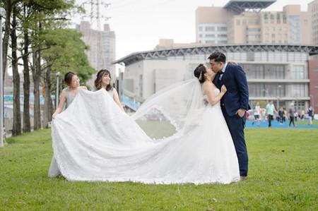 [婚禮攝影]少佑意淳 早儀式晚宴@中和華漾會館