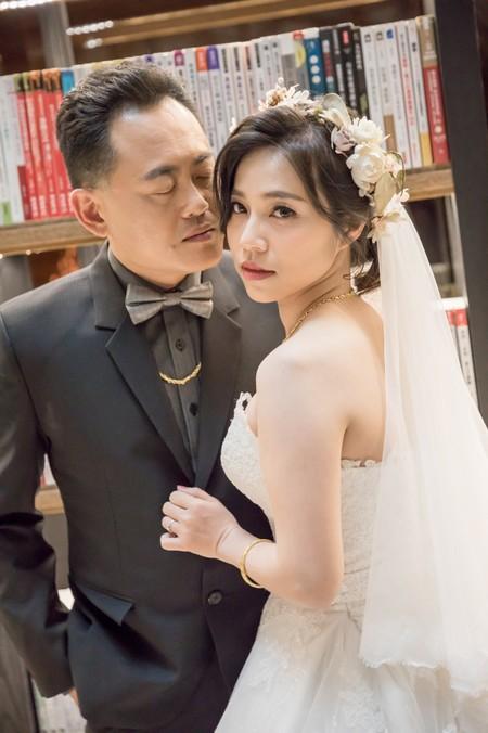 |婚禮紀實 |炯權+毓青 |桂田酒店|