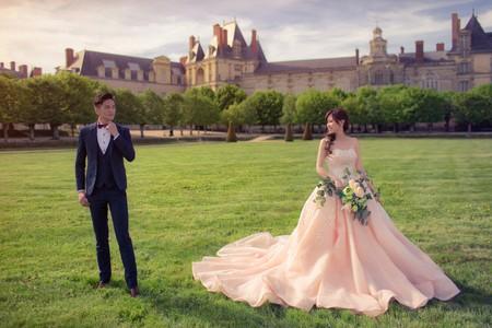 ❤️ 萊恩海外婚紗:法國❤️