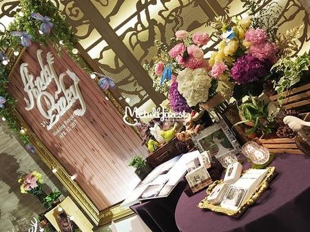 【客製婚禮】新莊頤品飯店
