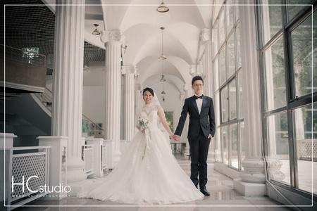 HC婚紗照 x 特色建築