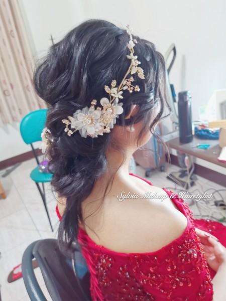 欣儀的美麗新娘-粲恩