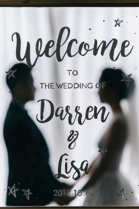 Darren & Lisa / 萬豪酒店 / 美式風格