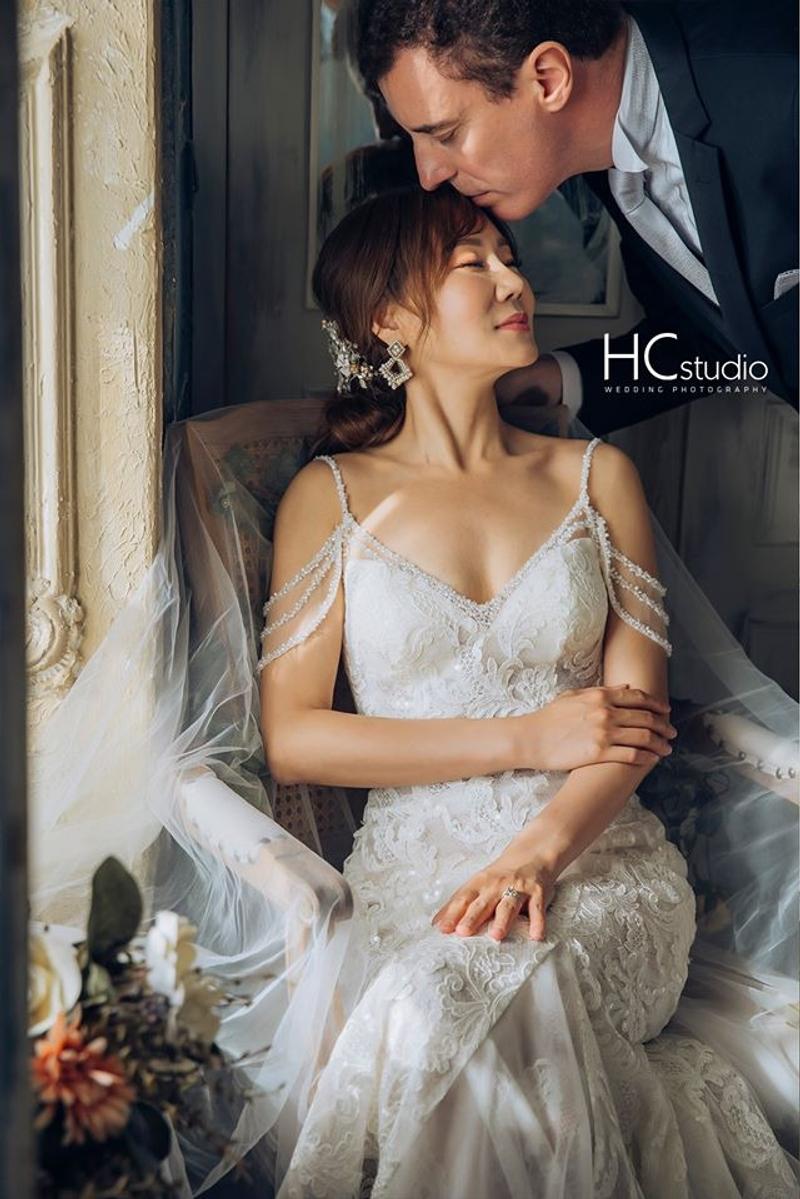HCstudio手工婚紗   桃園▫中壢