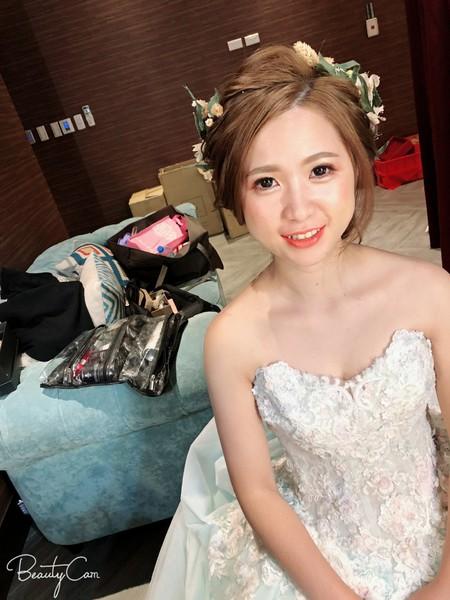 仙仙女婚禮造型