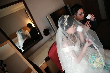 台北新莊典華 ♥ 文定+迎娶