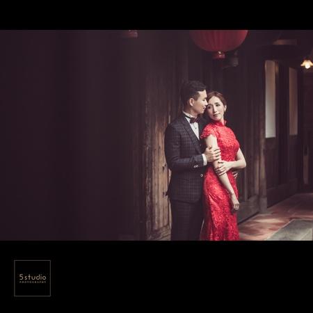 林安泰古厝婚紗攝影