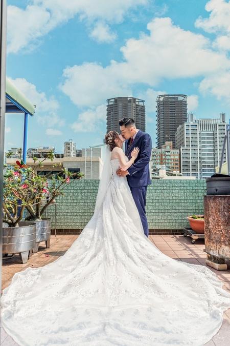 婚禮紀錄WEDDING | 高雄-金獅湖保安宮| 幸運草攝影工坊