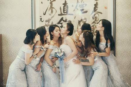 [婚禮攝影] 佑安+心雅 @台北中崙華漾 / 婚攝培根
