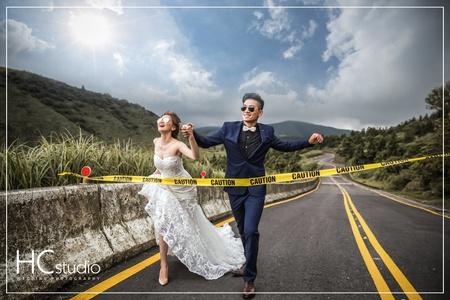 HC婚紗照 x 小品風格