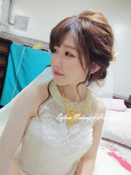 欣儀的美麗新娘-明欣雙儀式