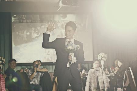 [婚禮攝影] 振欣+庭堃 / 婚攝培根@南港萬怡酒店
