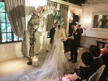 【香頌私宅洋樓】婚禮案例