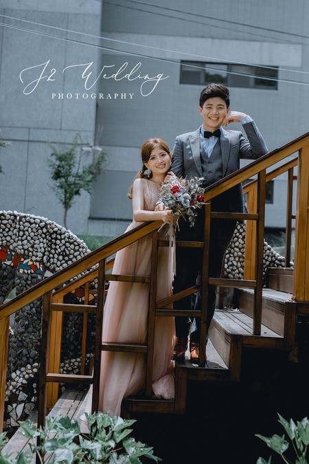 J2 wedding 板橋 中壢 (清新自然)學校