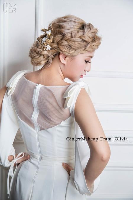 Ginger Make up - Olivia