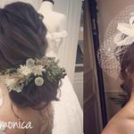 新娘秘書Monica wedding makeup