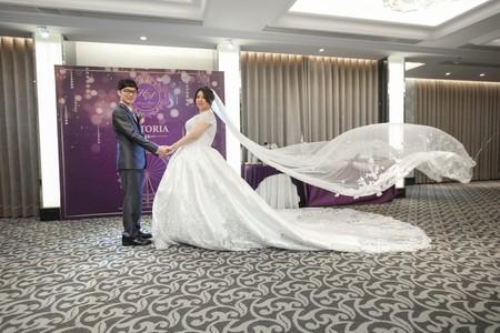 [屏東] 位彰&宇嫣結婚晚宴@維多利亞婚宴會館