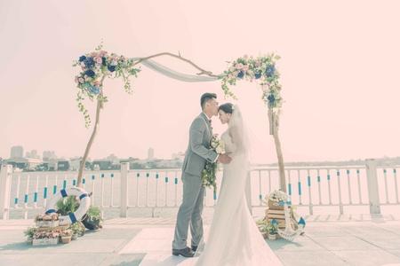 台南婚宴會館/證婚喜宴/J-Love婚攝團隊