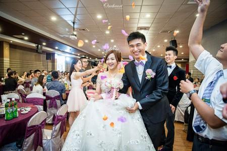 【迎娶婚宴。東港東隆堂婚宴會館】|婚攝小光作品