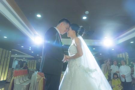 蓮田素食餐廳/Allen & Winnie 結婚紀錄