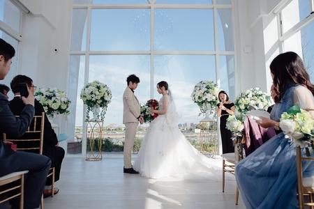 皇家薇庭 證婚