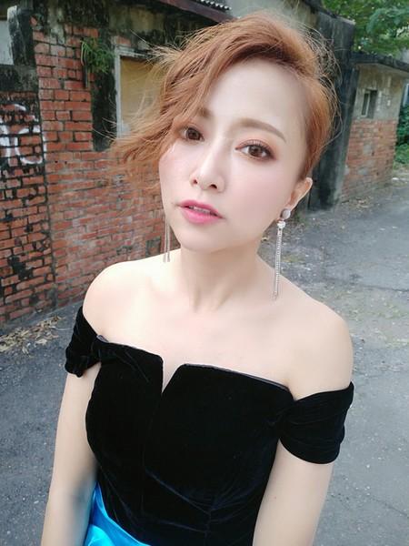 饅頭爸新秘團隊-宜佳❤香香婚紗外拍