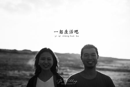 J2 wedding 板橋 (美式輕婚紗)
