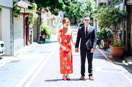 Bo Ying+Li yun–台北大安區文定儀式
