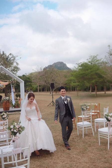墾丁戶外婚禮