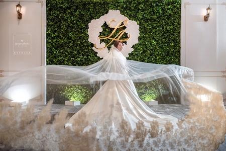 婚禮紀錄 | 李輔 & 宇欣 文華東方酒店