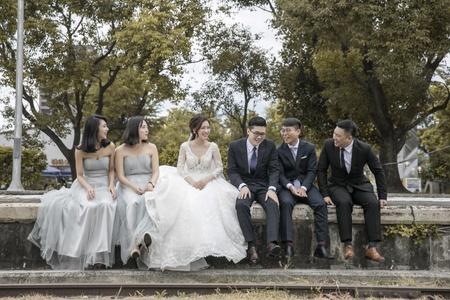 |婚禮紀實 |子翔&毓秋 |台東桂田酒店|