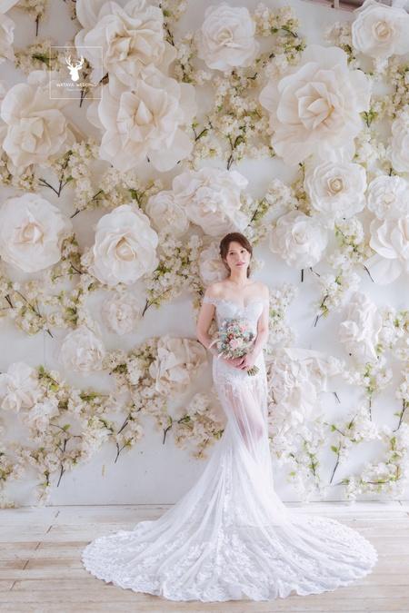 人氣韓式婚紗