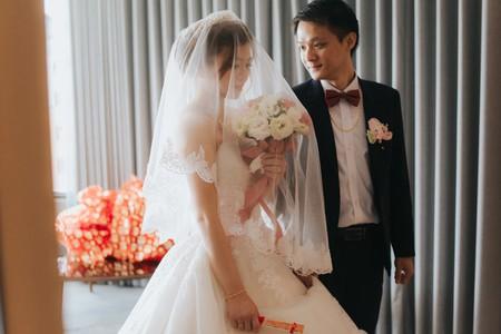 婚禮紀錄 | 富盛商旅儀式雅園新潮午宴(大毛)