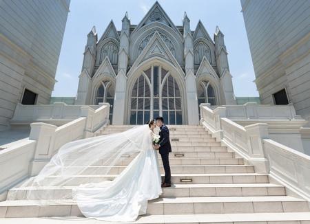 晴空之下聖潔婚禮/翡麗詩莊園