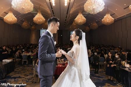 柏翰&慧珍 婚禮紀錄 皇家薇庭