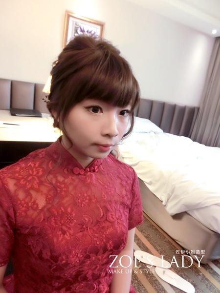 佐伊小姐-新娘LENA