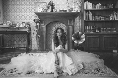 【吉吉藝術 GIGI CHIU】 歐式風格婚紗拍攝