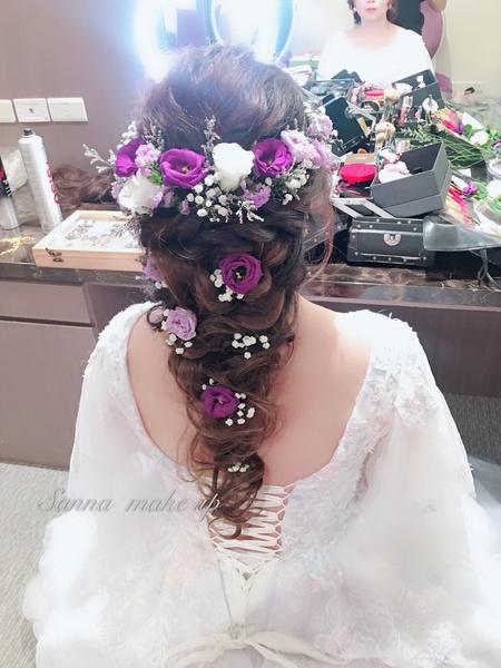 仙仙風~鮮花