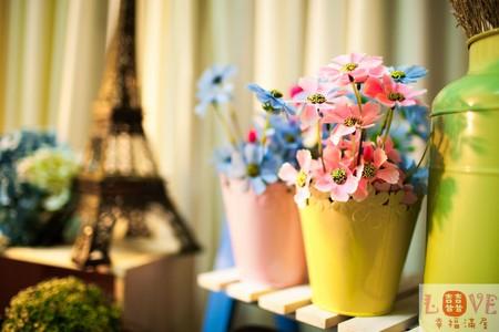 1號布幔套餐❤巴黎小花店-全省可寄送