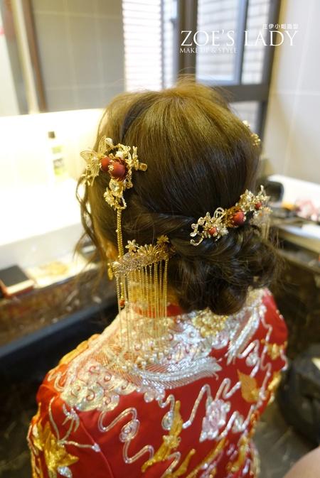 佐伊小姐-香港新娘青青