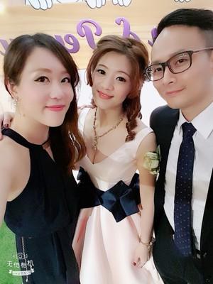 婚禮主持人Kay 鄭婕