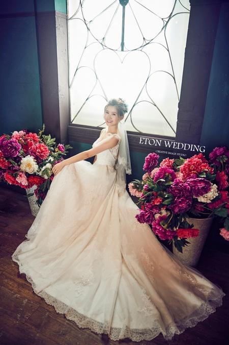 香港Crayo客照分享-伊頓台北婚紗