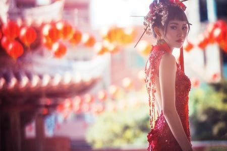 【華納婚紗】新娘們與絕美旗袍的相遇