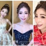 Mollymake-up&hair新娘秘書/髮型設計師遙遙