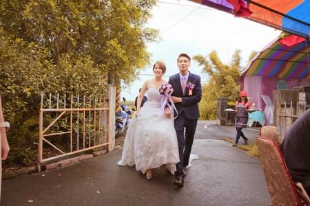 宜蘭自宅宴客 / 新竹幸福紀時婚禮紀錄