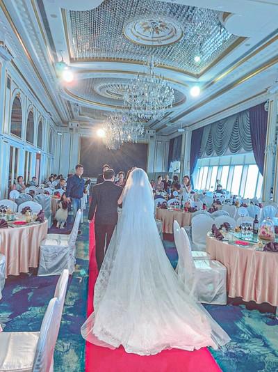 我想要分享我的婚宴場地及婚禮企劃兼主持人